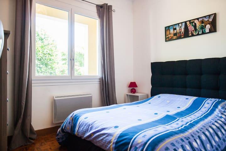 chambre à louer - Saint-Vincent-de-Tyrosse - Casa