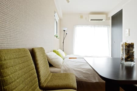 Pocket wifi.NAMBA10min.Kuromon3min. - Apartament