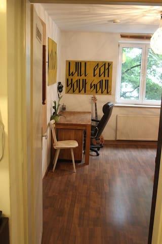 Cozy, comfotable central city flat - München - Apartment