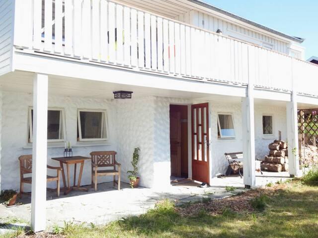 Cosy apartment in beautiful Norwegian nature - Landåsbygda - Bed & Breakfast