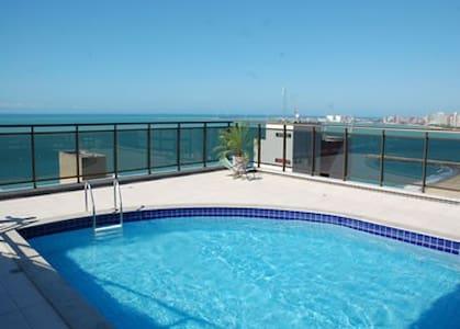 Vista mar praia de Iracema 1603 - Fortaleza