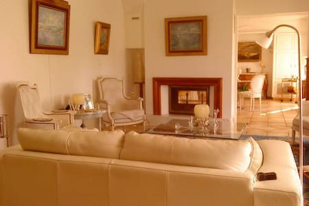chambre dans maison - Messery - House