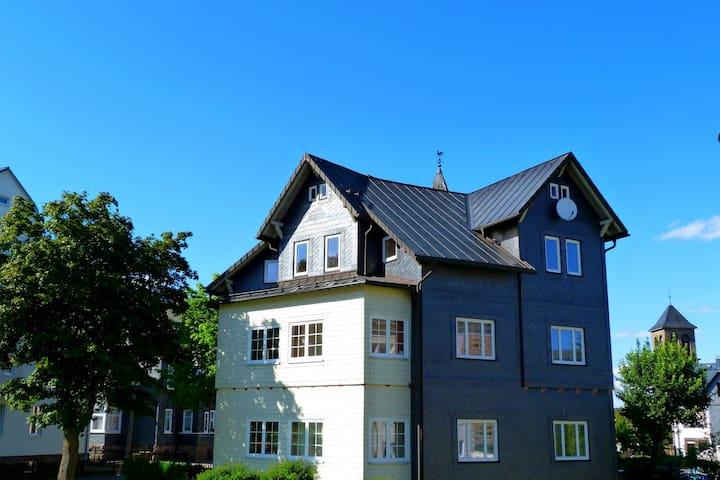 Haus Repin  Ferienwohnung 2 - Oberhof - Byt