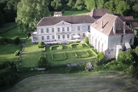 Historical Cottage Abbey Champagne - Talus-Saint-Prix - Vila