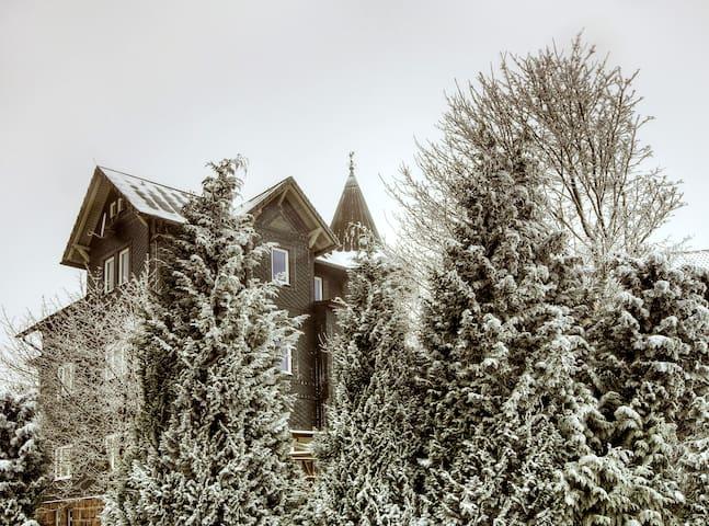 Haus Repin  Ferienwohnung 2 - Oberhof - Pis