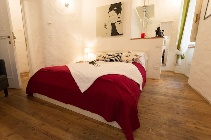 Cosy&Charming rooms historic center - Arezzo
