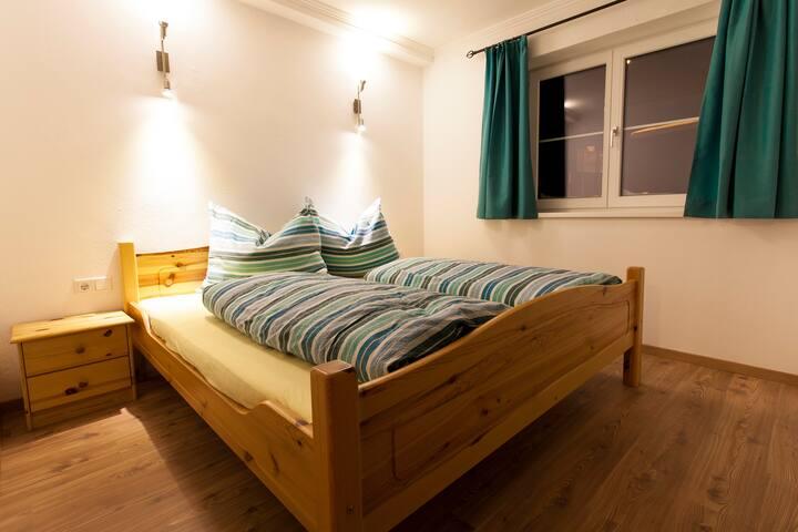Schlafzimmer Apparatement EG