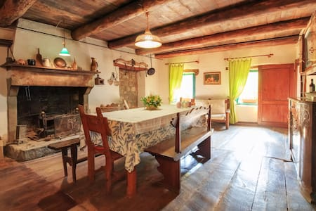 Lovely house in Casentino Forest - Chiusi della Verna - Arezzo