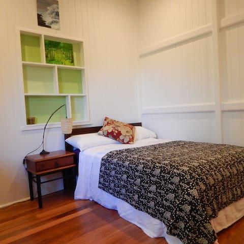 Welcoming room in Queenslander