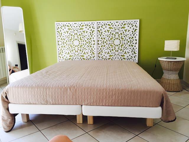 """B&B Ariora """"camera verde"""" - Francavilla al Mare - Bed & Breakfast"""