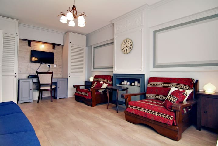 Retro style in old town - Boekarest - Appartement
