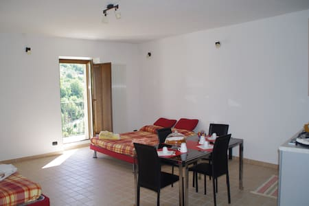 Il Rifugio - Pettorano Sul Gizio - Wohnung