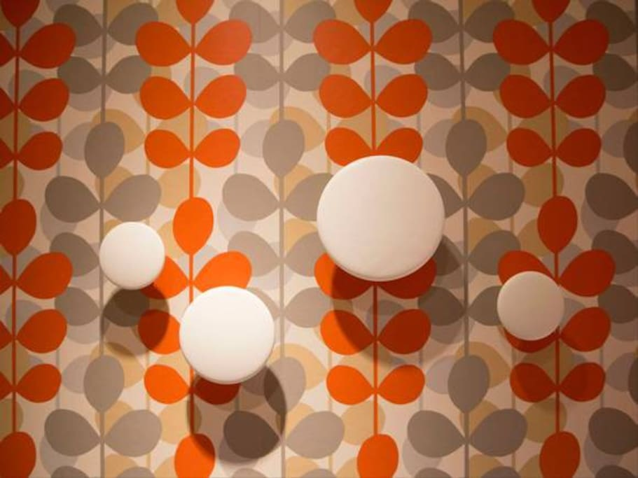 Dot´s from muuto for hanging your clothes