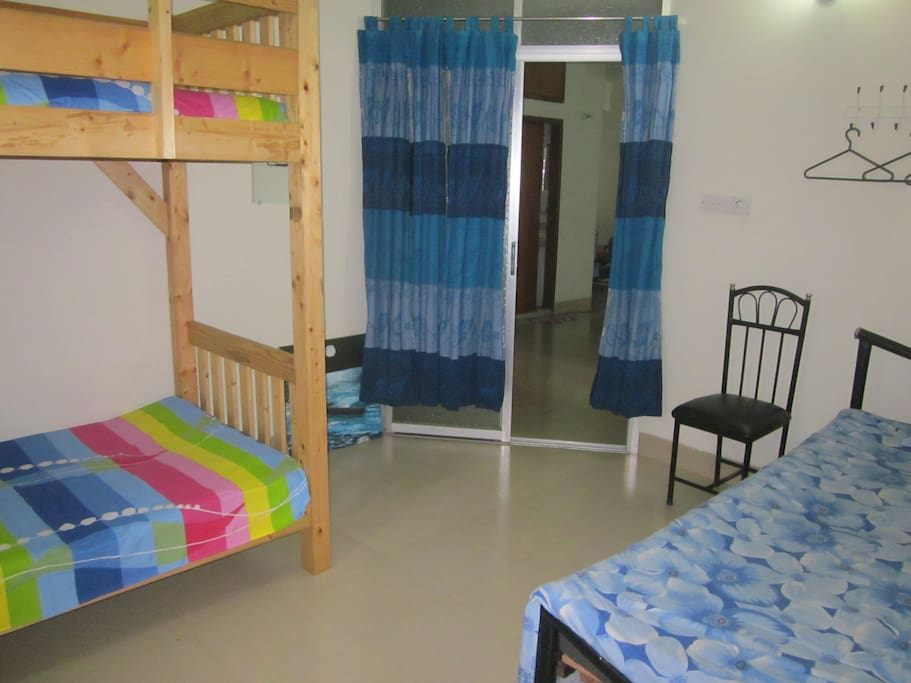 overview dormitory