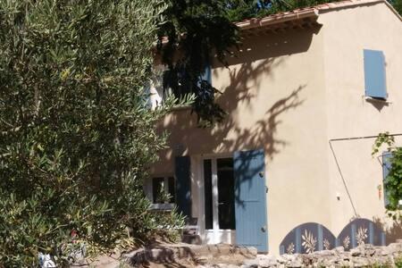 Cabanon de Suzon au Mont Ventoux - Malaucène - Casa