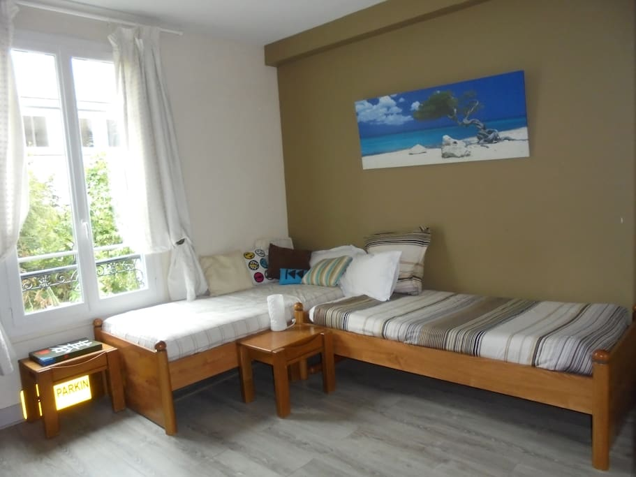 Chambre chez l 39 habitant apartments for rent in puteaux - Chambre chez l habitant france ...