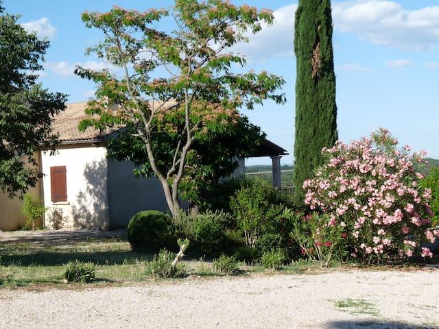 Villa  près d' Anduze - Saint-Jean-de-Crieulon - Rumah