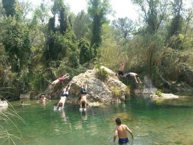 Casa Rural con Encanto en Vallat - Vallat