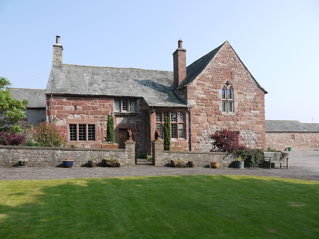 Cumbrian Hall nr Lakes and Pennines - Kirkby Thore - Penzion (B&B)