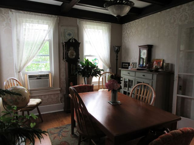 Lovely Victorian home - Bellefonte - House