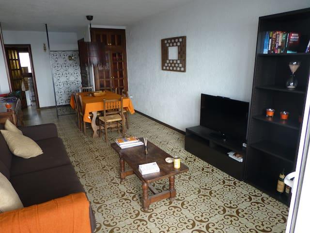 Appartement tout comfort vue unique - Miami Platja - Appartement
