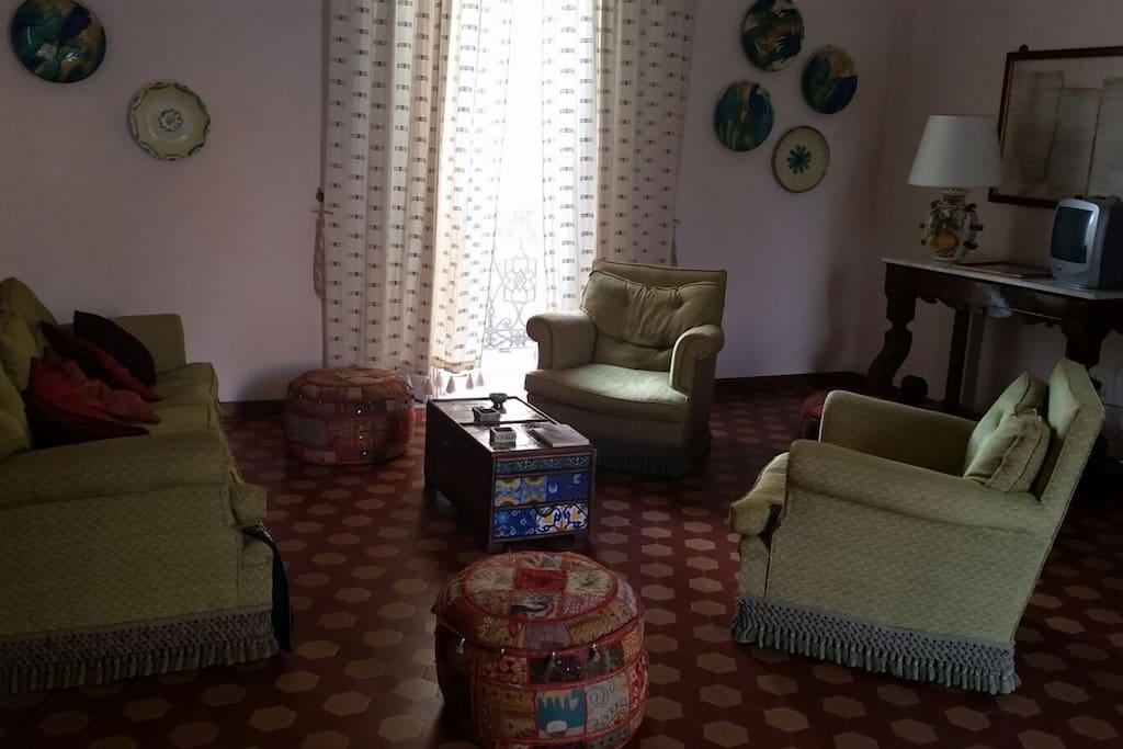Il salotto