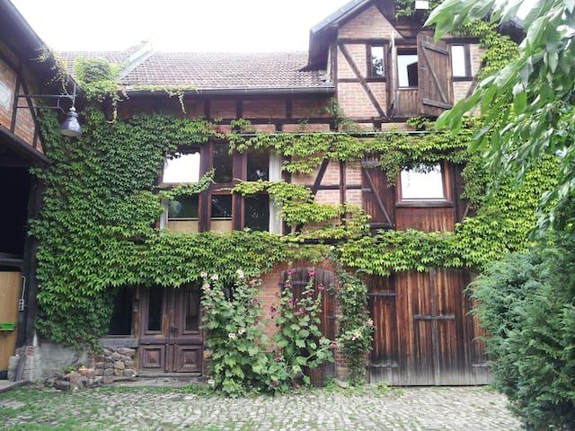 Priv. Zimmervermietung am gr. Bruch - Söllingen - House