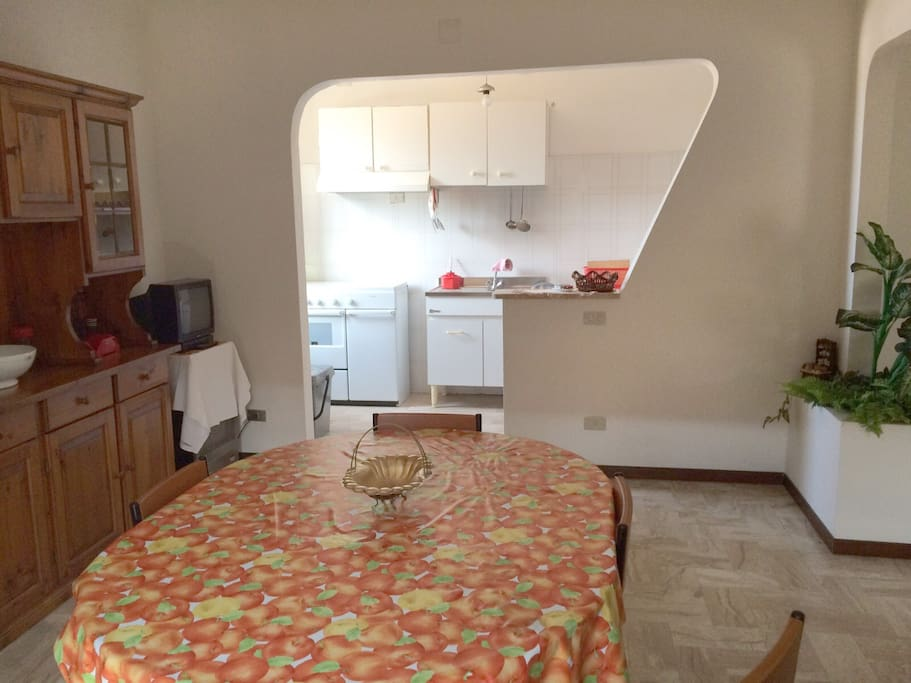 Dining Room 2 and Kitchen