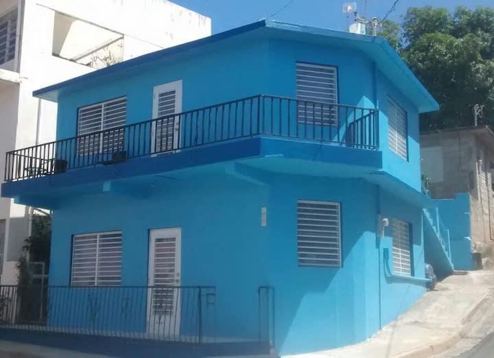 The perfect city beach house