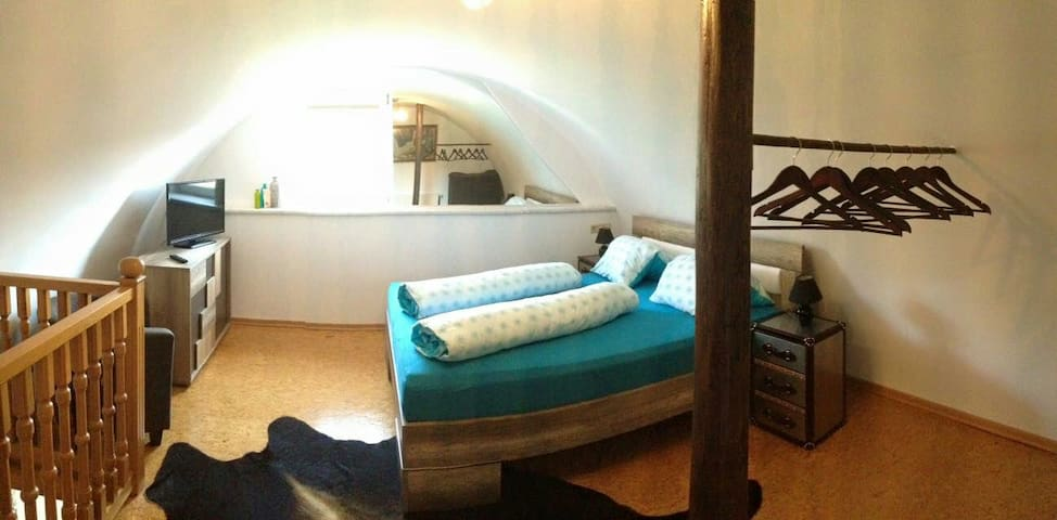 Träumen im gemütlichen Ambiente - Olbendorf - Apartment
