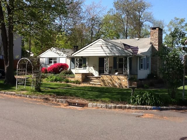 Comfortable, Private, Close to NYC - Parsippany-Troy Hills - Casa