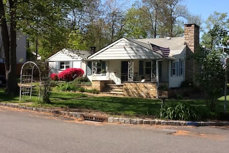 Comfortable, Private, Close to NYC - Parsippany-Troy Hills - 獨棟