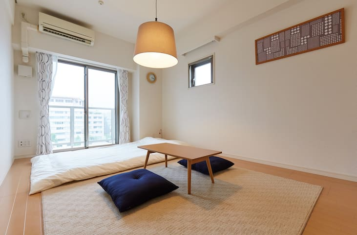 New open Ueno!! close to Asakusa, Akiba, - Taito - Appartement