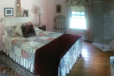 This room is large & has pvt. bath - Greenville