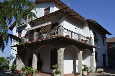 appartamento in villetta familiare - Montepulciano