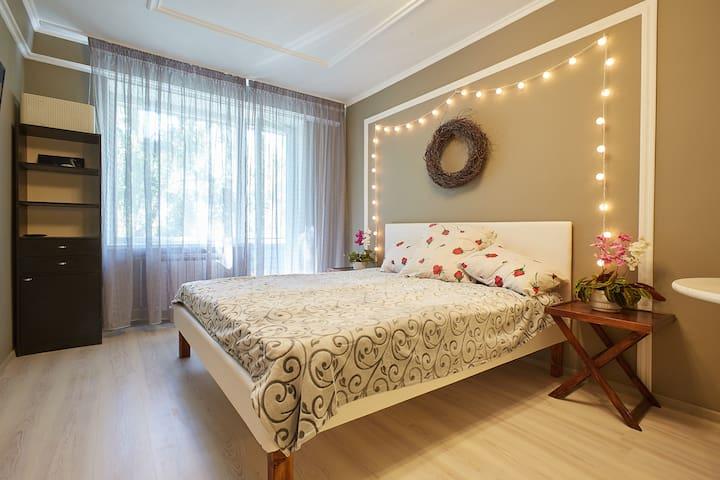 Стильные апартаменты - Санкт-Петербург - Leilighet