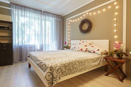 Стильные апартаменты - Санкт-Петербург - Daire