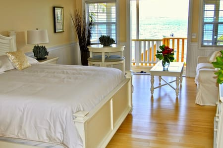 Bluff House ~ Ocean View Suite - Green Turtle Cay