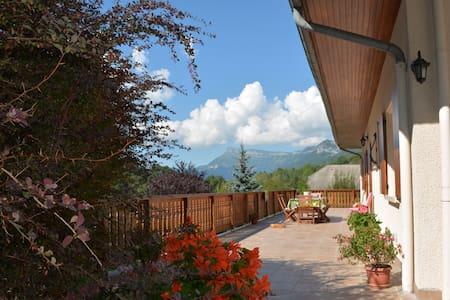 Chambres d'hôtes Lac de la Thuile en Savoie 73190 - La Thuile