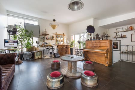 Loft next to Stade de France - Aubervilliers