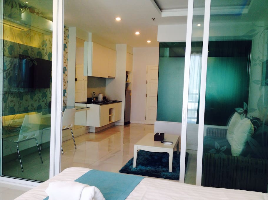 1 bedroom 48sqm sea view condo