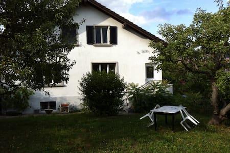 Villa avec jardin Lausanne nord - Rumah