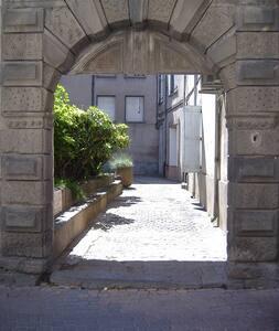 Ferienwohnung in historischer Altstadt nahe Meer - Apartment