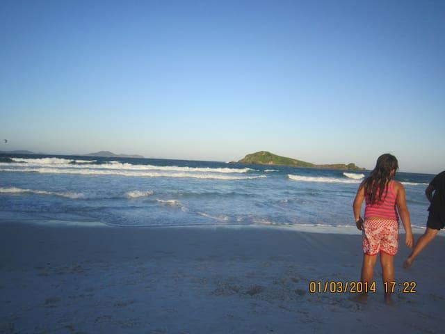 Praia do portal. Foi cenário da novela Sol Nascente da TV Globo.