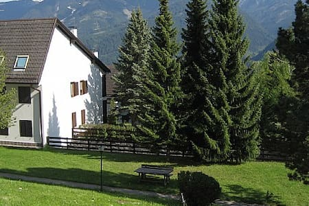 Trilocale in the heart of DOLOMITI - Dosso Veronza - Townhouse