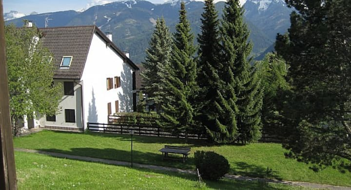 Trilocale in the heart of DOLOMITI