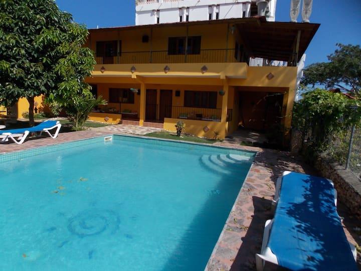 Apartment M with pool - 20% DISCOUNT JUN-SEP!