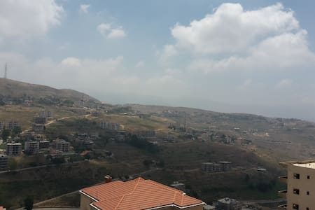 2 Bedroom Apartment with View - Sofar /Majdel Baana