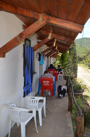 apt just 8 minutes from arbatax - Lotzorai