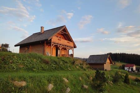 Domek w Jaworzynce - Jaworzynka - Almhütte